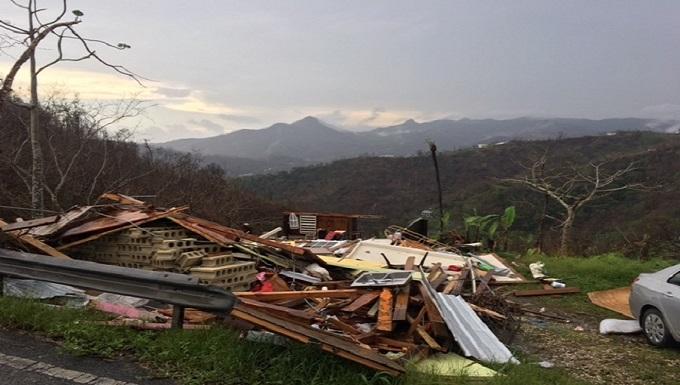 Ponce, Puerto Rico damage