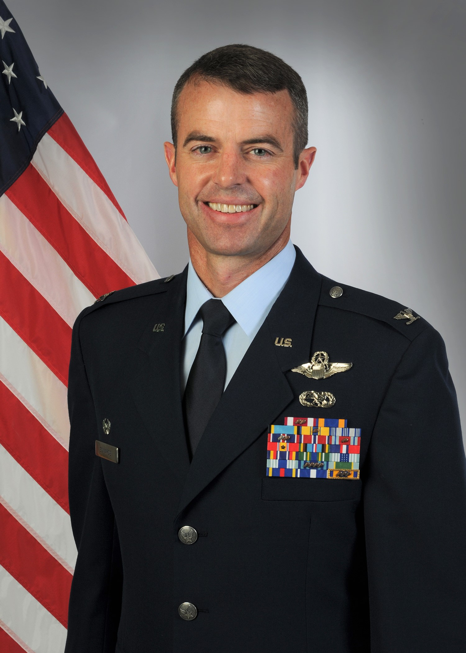 Col. Jeff Edwards