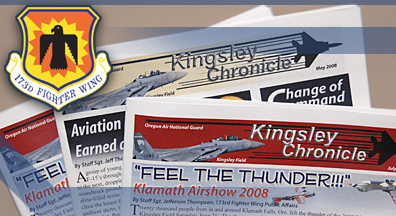 Kingsley Chronicle headline graphic